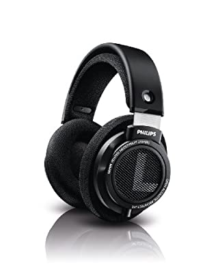 Philips Audio Philips SHP9500 - Great Open-Back Headphones For Gaming