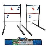 Maranda Enterprises Ladder Ball Pro Steel Toss Indoor/Outdoor Game Set...