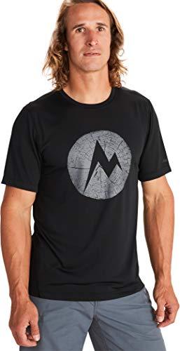 Marmot Transporter T-Shirt, Black, S Homme