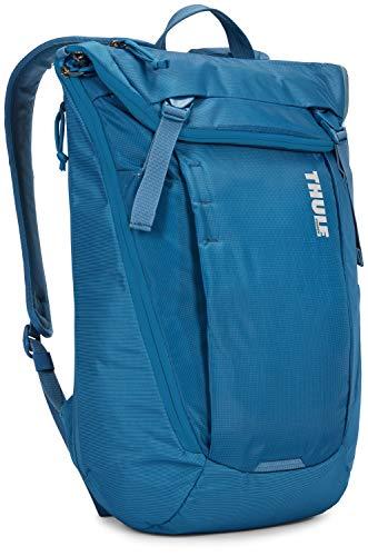 Thule EnRoute 20L Mochila de Nylon y Poliéster, para Laptop de 15' y una Tablet de 10', Azul