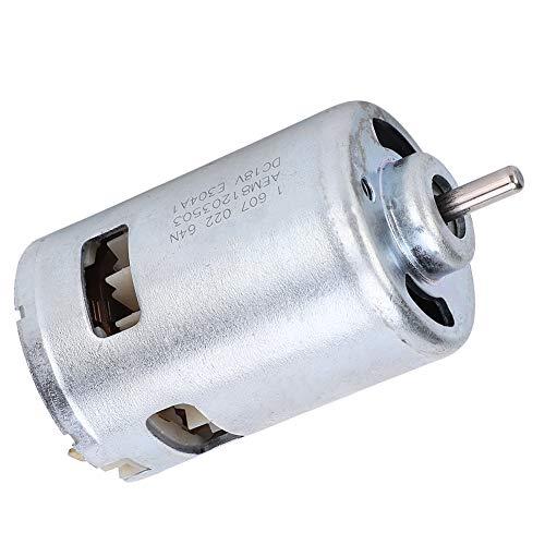 Motor de CC, DC12‑24V 280W 885 Motor de engranajes Motores eléctricos silenciosos...