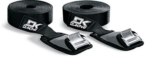 Dakine Baja Tie Down Straps 12, Black