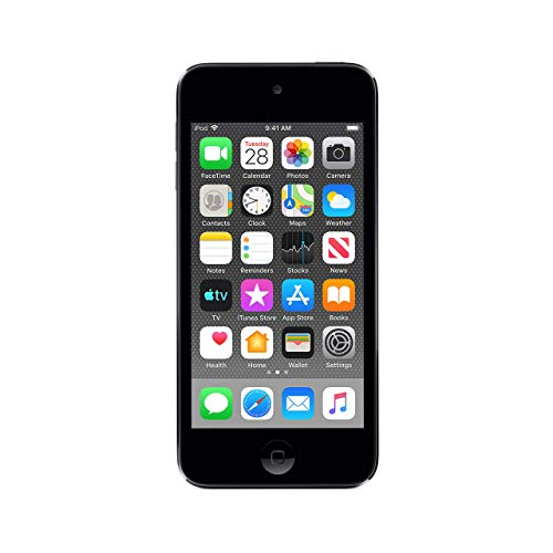 Apple iPod Touch 7th Gen 32GB - Space Gray (Renewed)