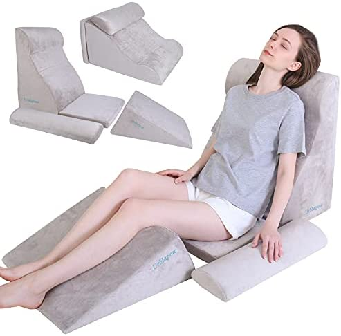 Top 10 Best wedge pillow for back pain Reviews