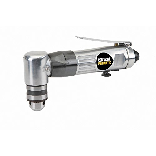 Central Pneumatic 3/8' Reversible Air Angle Drill