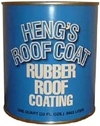 Ranking TOP6 HENG'S Charlotte Mall IND 46032 32OZ Rubber Coating ROOF