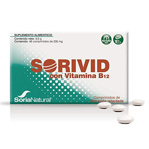 VITAMINA B12 comprimidos