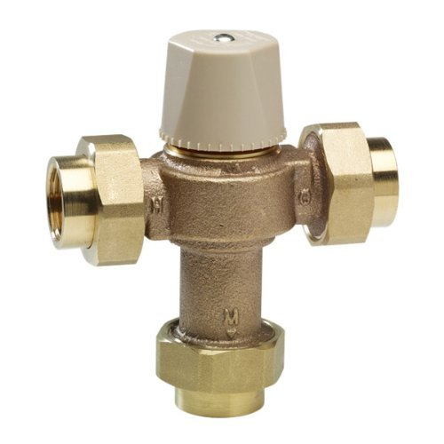 Watts LFMMVM1-UT 1/2 Lead Free Thermostatic Mixing Valve by Watts