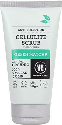Urtekram | Grüner Matcha-Cellulite-Peeling | 4 x 150 ml