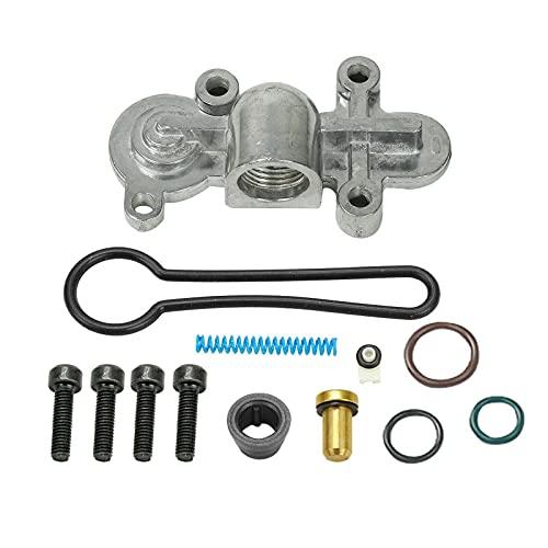 6.0 Blue Spring Kit Upgrade w/Fuel Pressure Regulator Kit Fit for Ford 2003-2007...
