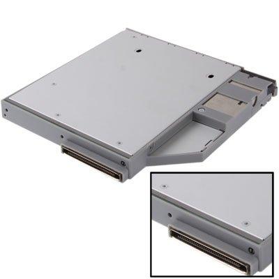 MKOKO 2,5 Zoll 2. HDD Hard Drive Caddy SATA for Dell D600 / T61 / D610 / D620 / D630 / D820 / D800 Dauerhaft