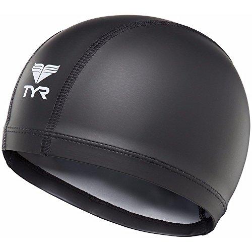 TYR Warmwear Silicone Cap, Black