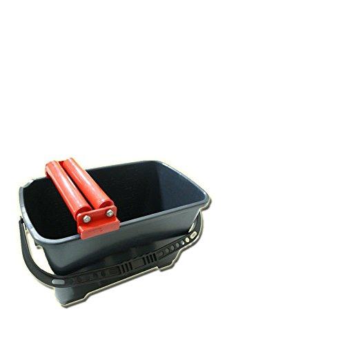 Waschset Cleany 24L Wascheimer Doppelrolle Fliesen einwaschen Set A