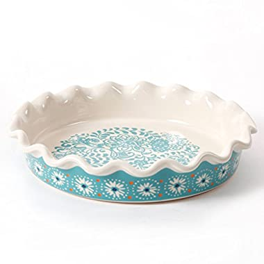 The Pioneer Woman 9 Inch Stoneware Pie Dish (1)