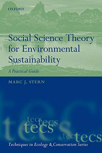 Social Science Theory for Environmental Sustainability: A Practical Guide (Techniques in Ecology & Conservation)