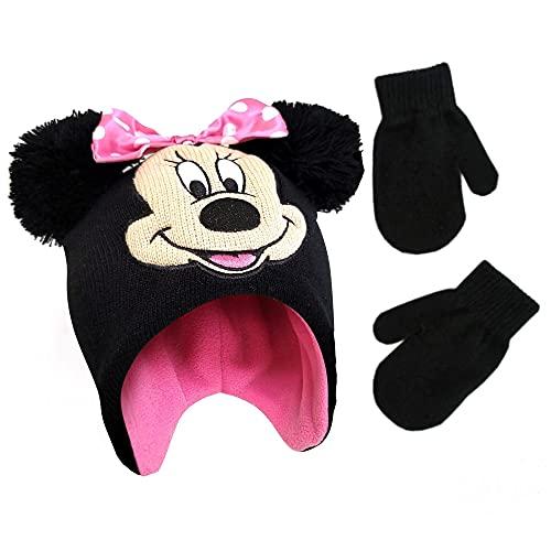 Disney Winter Hat, Minnie Mouse Bab…