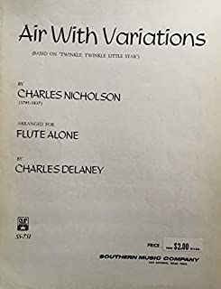 Air With Variations (Based on