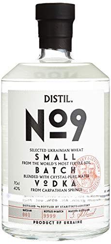 Staritsky & Levitsky DISTIL.No9 Small Batch Wodka (1 x 0.7 l)