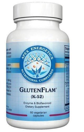 Apex Energetics - Gluten-Flam (K-52) 60 Capsules