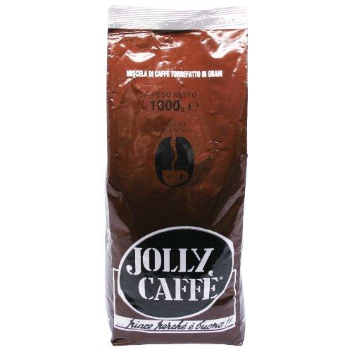 Jolly Kaffee Firenze Bohnen, 1er Pack (1 x 1 kg)