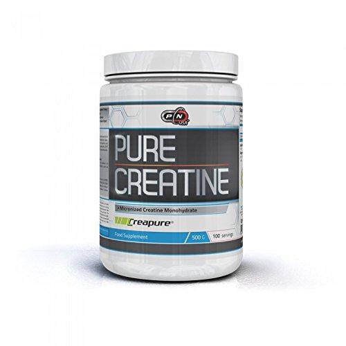 Pure Nutrition CREATINE MONOHYDRATE Powder Micronized CREAPURE (500g)