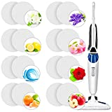 Maitys Replacement Steam Mop Scent Discs Fragrance Scented Pads 8 Different Fragrance Discs Compatible with Bissell Powerfresh and Symphony Series Fits Model 1940, 1806 and 1132 (24)