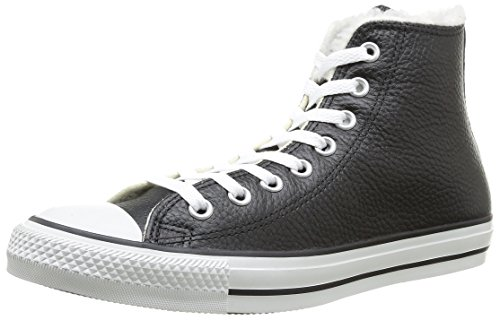 Converse Chuck Taylor All Star 381730, Unisex - Erwachsene Sneakers, Schwarz (8 Noir), EU 37