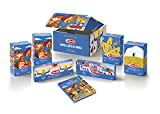 Barilla Box Pasta in Edizione Limitata Manifesto Del Grano Duro con 6 Pack di Pasta Barilla Lunga e Corta da 700 gr Grano 100% Italiano e Taccuino Personalizzato Illustrato da 11 Illustratori