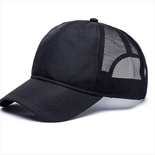 XJIUER hat Hombres S Summer Thin Section Big Head
