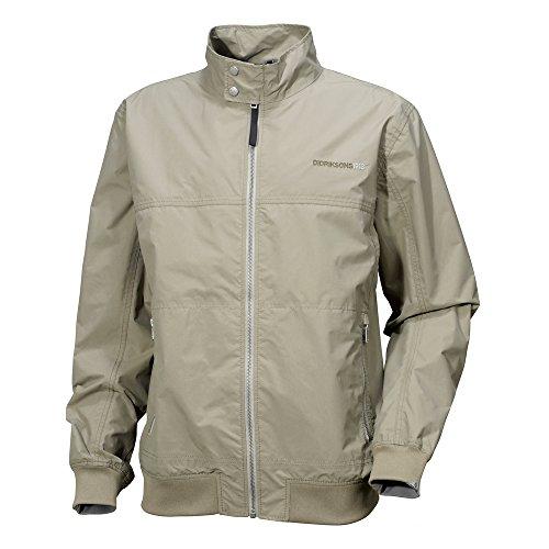 Didriksons Levi Men\'s Jacket - Wetterschutzjacke, Größe_Bekleidung:M, Didriksons_Farbe:khaki