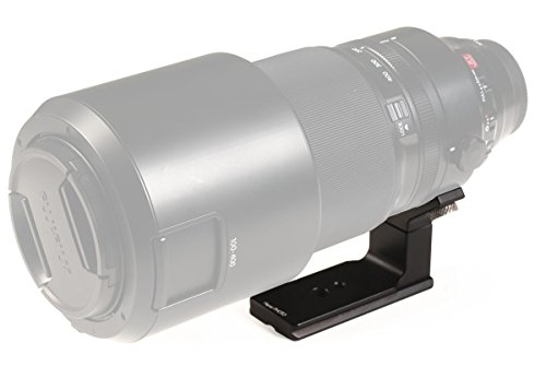 Hejnar Photo Arca Type Foot Replacement for Fujifilm XF 100-400mm f/4.5-5.6 R LM OIS WR Lens. Made in U.S.A