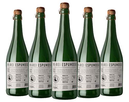 VI REI ESPUMOSO 2019. Cava. Vino Espumoso. D.O. PLA I LLEVANT. 6 botellas.