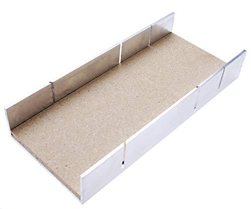 BGS 50865   Boîte à onglets aluminium   245 x 106 x 44 mm