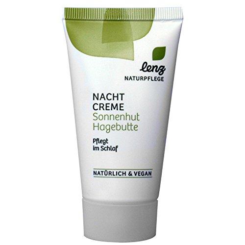 Lenz Naturpflege Nachtcreme Sonnenhut Hagebutte - 50ml