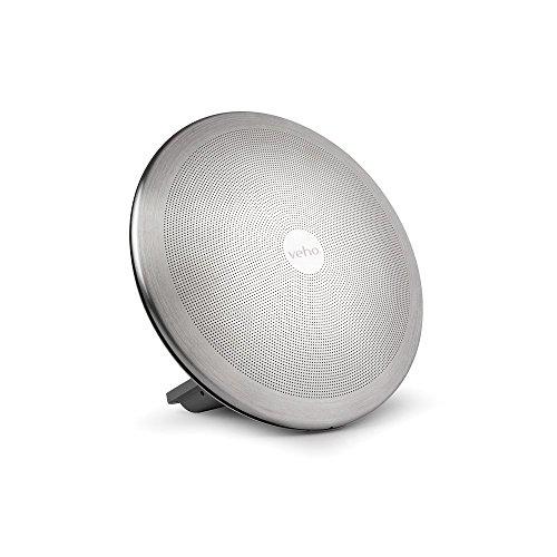 Veho M8 Wireless-Lifestyle tragbare Bluetooth-Lautsprecher (VSS-015-M8) silber