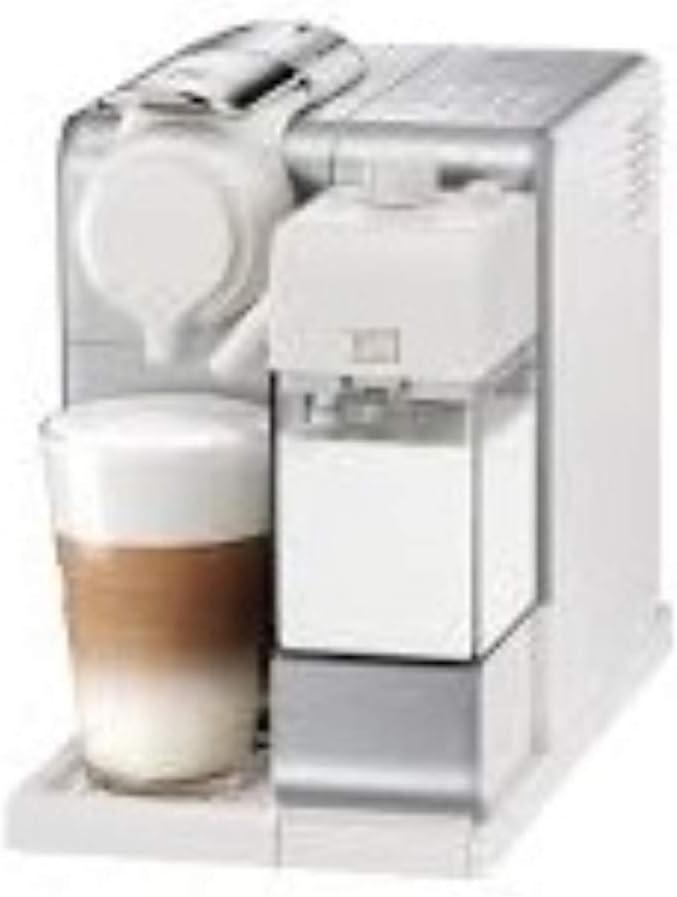 ماكينة صنع القهوة التي تعمل باللمس من نسبيرسو لاتيسيما – فضي (F521-ME-SI-NE)