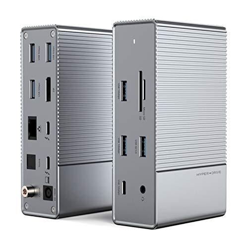HyperDrive GEN2 16 (Thunderbolt 3 Dock)