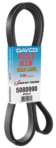 Dayco Products Poly Rib Belts