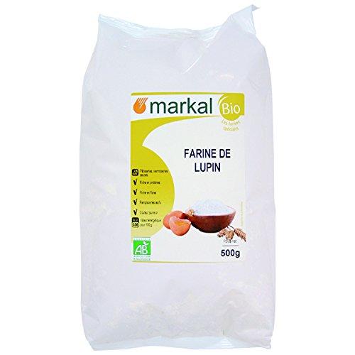 MARKAL - FARINE DE LUPIN 500G CC