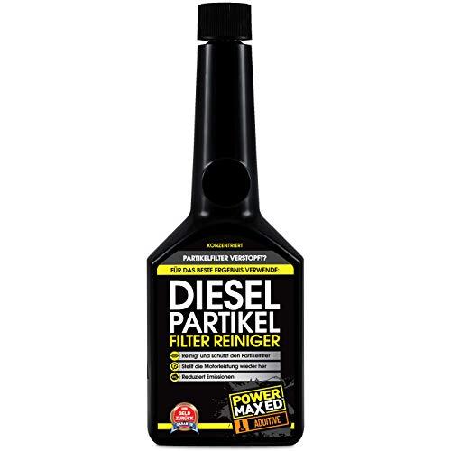 PowerMaxed Dieselpartikelfilter Reiniger | Partikelfilter freibrennen und DPF reinigen | Abgasreinigung Diesel | dpf cleaner