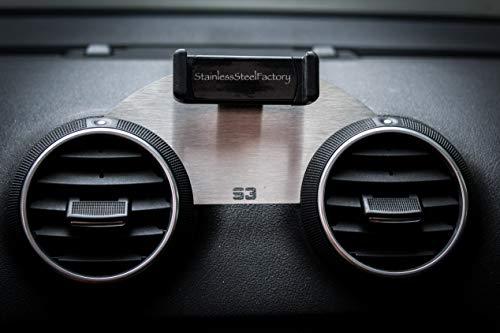 SSF Handyhalterung Klemm kompatibel mit Audi A3/S3 8P