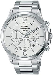 ساعة لوروس اوربان كرونوغراف ستانلس ستيل للرجال RT319HX9