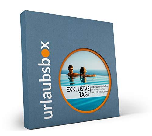 Urlaubsbox Exklusive Tage