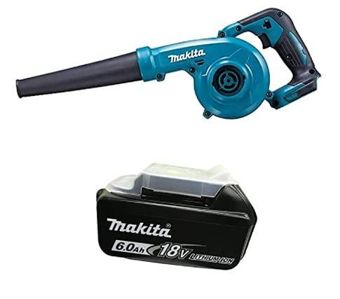 マキタ 【純正】 18V充電式ブロア UB185DZ(本体のみ) + 18VバッテリーBL1860B×1個【正規品】※充電器別売