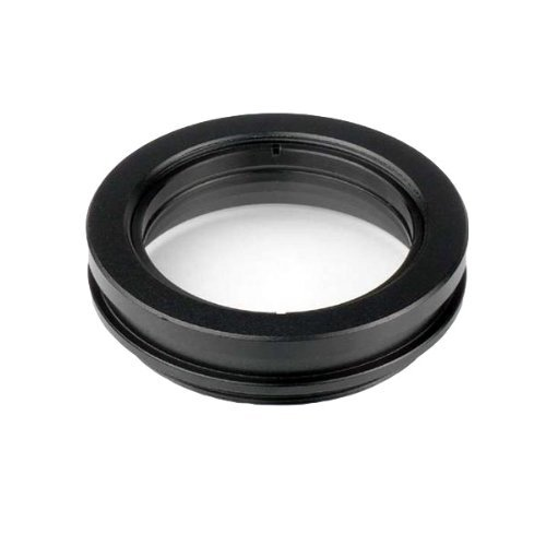 AmScope AD-48 48mm Metal Ring Light Adapter for SM and ZM Stereo Microscopes
