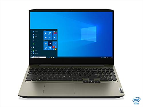 Lenovo IdeaPad Creator 5 - Ordenador portátil de 15.6' Full HD (Intel Core i7-10750H, 16GB de RAM, 512GB SSD, GeForce GTX 1650 4GB, Windows 10) Dark Moss