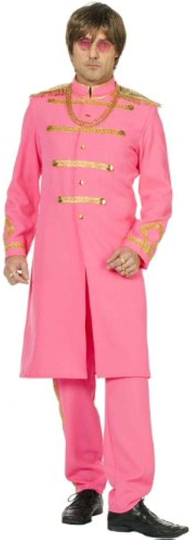 PARTY DISCOUNT NEU Herren-Kostüm Sgt. Pepper, Rosa Gr. 54-56 B00EEAOV1G Schön und charmant  | Kompletter Spezifikationsbereich