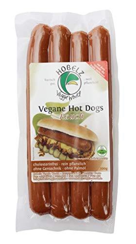 "Hobelz Vegan Hot Dogs ""Rauch"" - 200g"