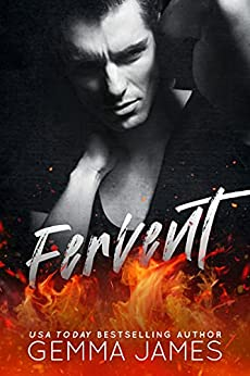 Fervent (Condemned Series Book 3) by [Gemma James]
