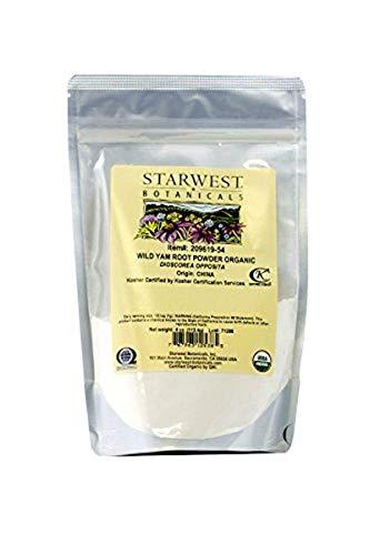 Organic Wild Yam Root Powder - 4 oz